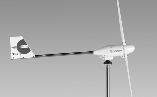 Aerogenerador Bornay Wind www.suenergiasolar.com