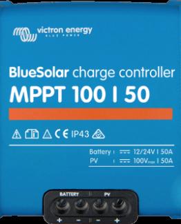 Regulador solarmaxizador MPPT VICTRON BlueSolar100V 50AH www.suenergiasolar.com