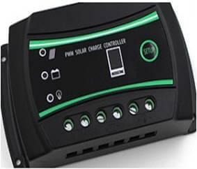 Regulador 10 A ER Su Energía Solar www.suenergiasolar.com