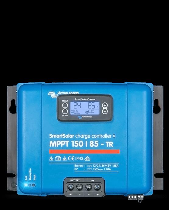 Controlador de carga Victron SmartSolar 150 - 250 v www.suenergiasolar.com