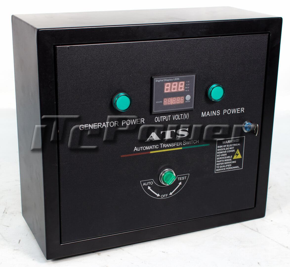 Arranque automatico generador venta generadores su for Generador arranque automatico