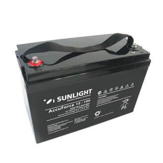 Batería Agm Sunglight Accuforce S