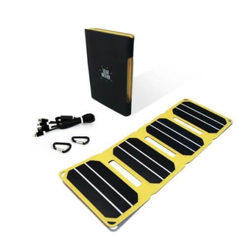 Cargador Solar Sunmoove