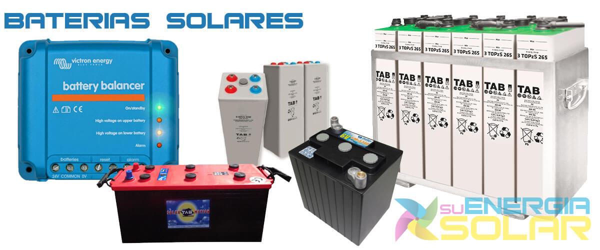 Tienda solar online tienda placas solares su energ a solar for Baterias placas solares