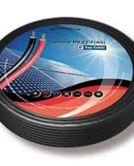 CABLE SOLAR UNIPOLAR BOBINA DE 100M www.suenergiasolar.com