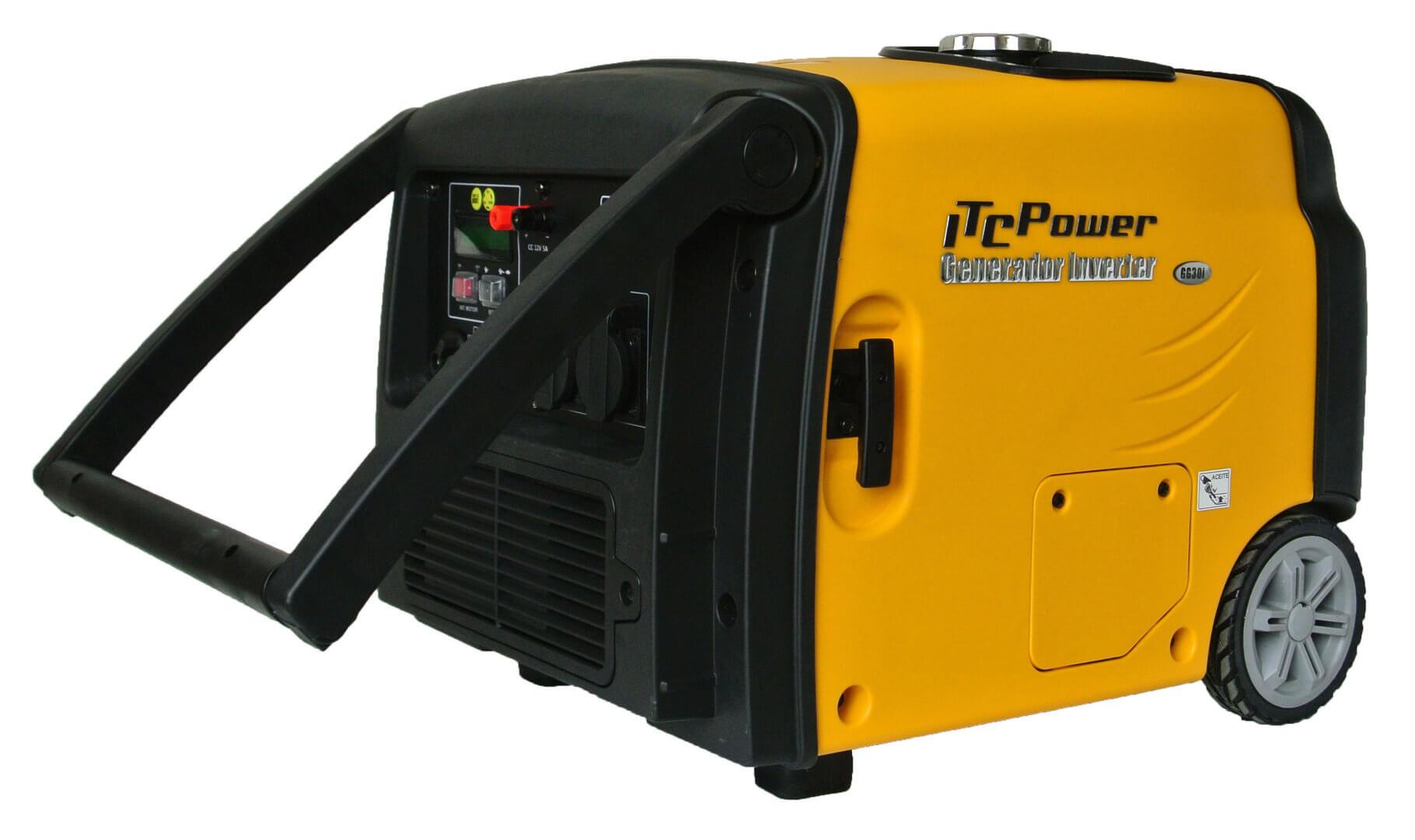 GENERADOR InverterITCPOWER 3200 w