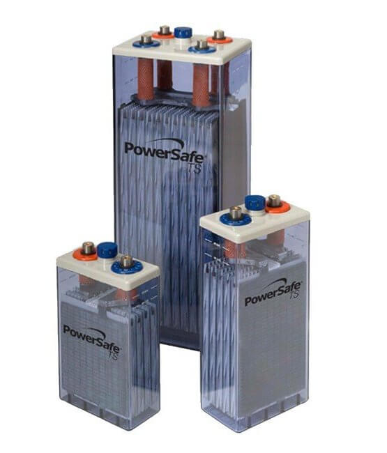 Batería Enersys powersafee 20 20 OPZS 2500 x 6