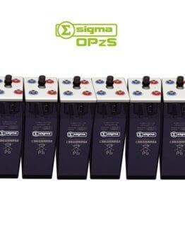 Bateria Estacionaria Sigma opzs